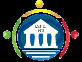 """I. S. F. D N° 3 """"Dr. Julio César Avanza"""""""